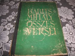 Babits M  Összes Versei 1942