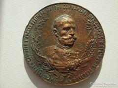 Emlékérem 1900 von Appel tábornok