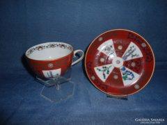 Herendi Gödöllő teás csésze+alj