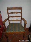Bécsi fotel, Lingel, 2 db
