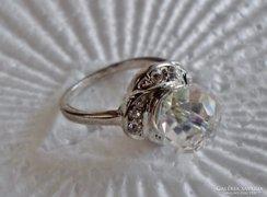 Nagy köves mesés gyűrű