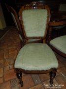 Neo-renesans Étkező székek /  6 db/