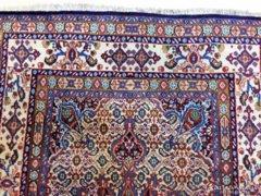 Kézi csomózású Tabriz Perzsa szőnyeg
