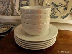 Seltmann Weiden Bavaria Germany porcelán tányér készlet