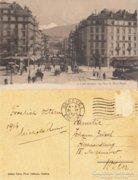 Schweiz - Svájc  Genéve Genf  006  1916  RK