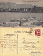 Schweiz - Svájc  Genéve Genf  007  1908  RK