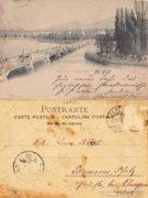 Schweiz - Svájc  Genéve Genf  008  1899  RK