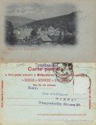Schweiz - Svájc   Romainmotier 002   1900  RK