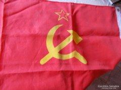 Komunista zászlo,...160 x 90 cm