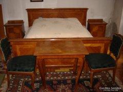 Paraszt hálószoba bútor szett