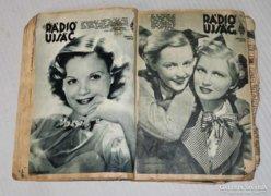 1936-41 között készült album színészekről... 80 éves..könyv