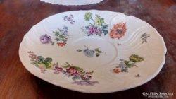Ritk antik bécsi tányér 1780-as évek