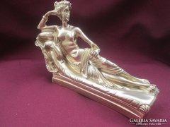 Mitológiai  Venus Victrix t súlyos darab, szép és hibátlan