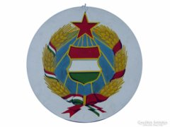 0E294 Magyar címer Kádár címer tábla