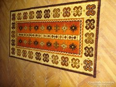 LEÁRAZTAM! Antik, jugoszláv összekötő szőnyeg - új, még nem volt használva.