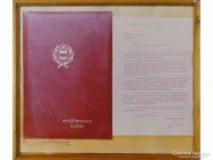 0E342 Kommunista relikvia Szegedi Kenderfonó