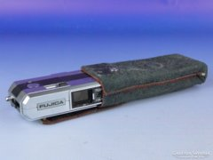 0E247 FUJICA 500 analóg fényképezőgép 1:2,8/25mm