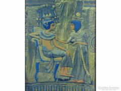 0E298 Amun-Ra egyiptomi fáraó repro