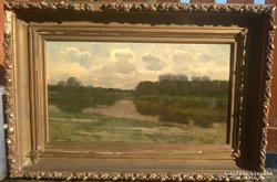 Bosznay István festmény eladó