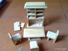 Játék konyhabútor retro