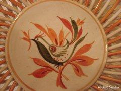 Altwien porcelán kosárka