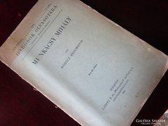 MÓRICZ ZSIGMOND : MUNKÁCSY MIHÁLY 1910