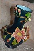 Szecessziós váza virágokkal