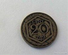 Olaszország 20 cent