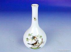 0E881 Régi herendi Rothschild porcelán váza