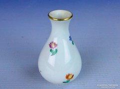 0E882 Herendi mini váza ibolyaváza