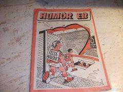 Humor EB,Őszidő, IM 1984-es kiadás eladó!