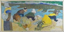 0E936 Régi Gauguin másolat