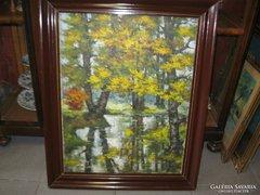 Choma József festmény eladó