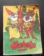 Hahota-pajtás 1985 21. szám magyar képregény