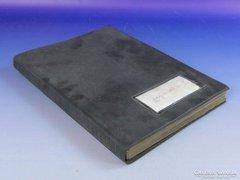 0F001 Régi gyufacímke gyűjtemény több mint 230 db