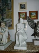Kerényi Jenő kisplasztika szobor 39 cm magas!
