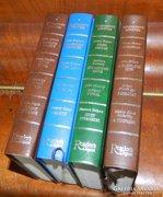 Reader's Digest válogatott könyvek 4 kötet