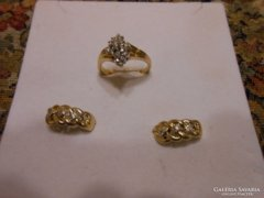 Exkluzív briliáns gyűrű