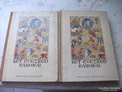 Két évezred babonái 2 könyv eladó!
