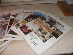Lakáskultúra újságok eladók!1985,1986 év