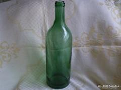 Zöld palack, üveg