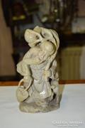 Kínai zsírkő figura