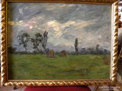 Tájkép (1912 ) - Alkotó: Korcsek János
