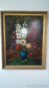 Rónai Antal: Kék vázában