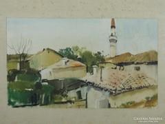 6272 Szalóky Sándor bolgár táj