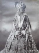 1925 Péchy Erzsi báró Garibaldi PRIMADONNA DEDIKÁLT