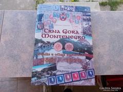 Monte Negro,Crnagora, Régi penz és filatelia, kartofilia,180
