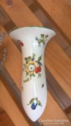 Herendi   fali váza (Friuts dekorral)