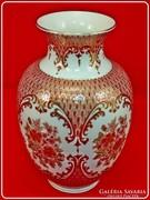 Zsolnay váza gyönyörű, ritka darab