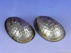 0F333 Antik húsvéti tojás alakú csokiöntő forma